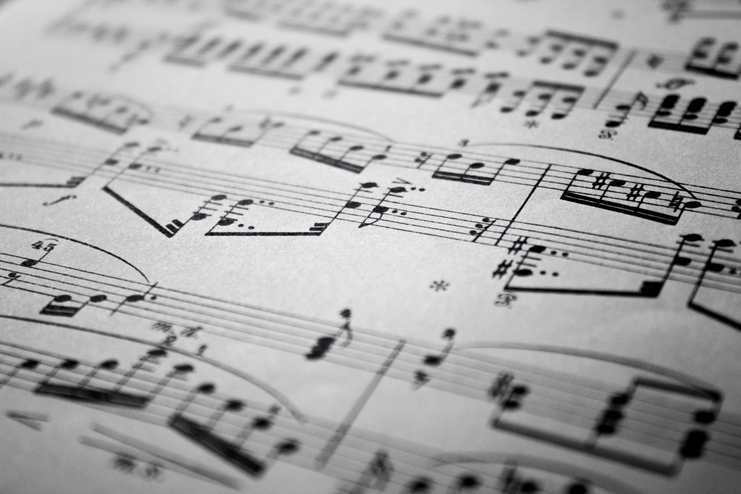 Music - Sheet