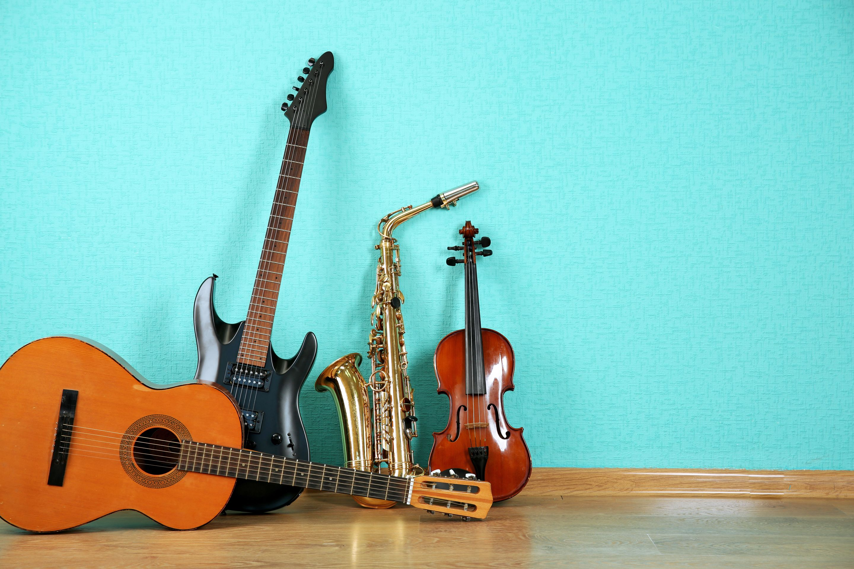 Musical Instruments - Rental