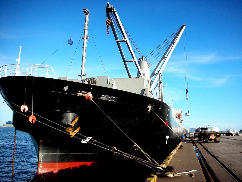 Online Shipping Broker