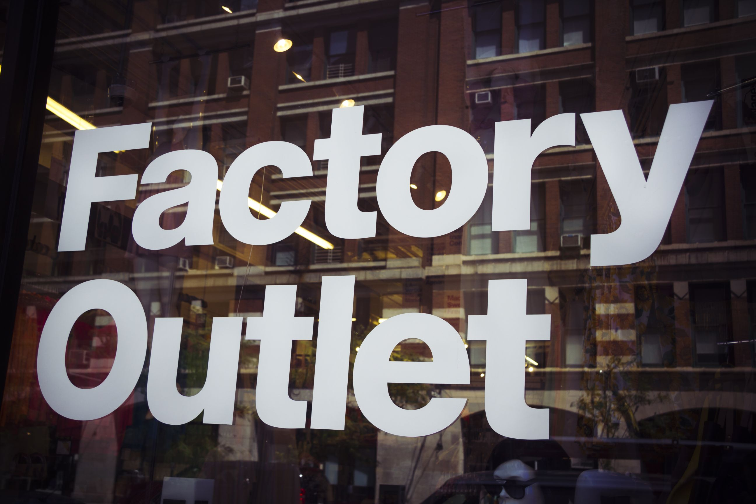 Outlets - Stores, Factory, Mills