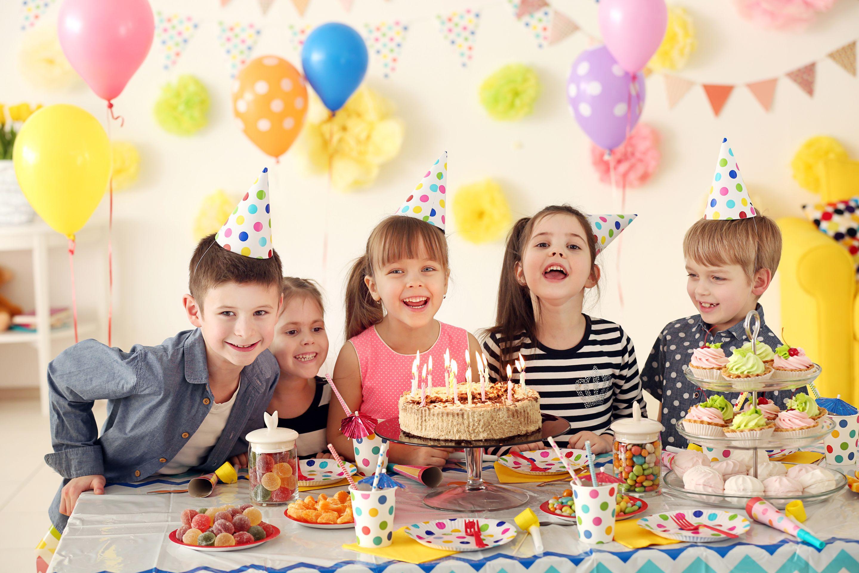 Parties - Children