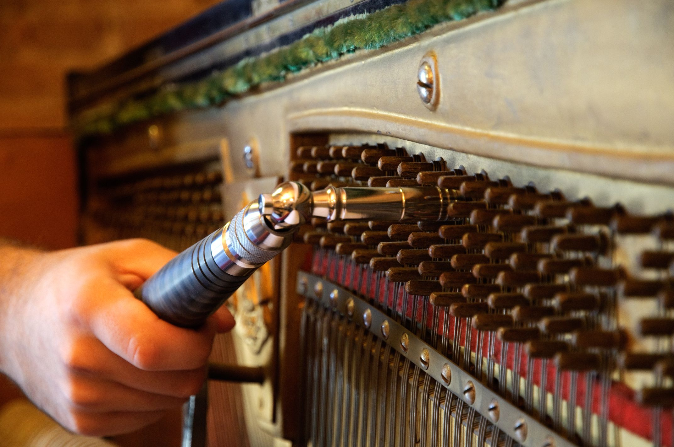 Pianos - Tuning & Repair