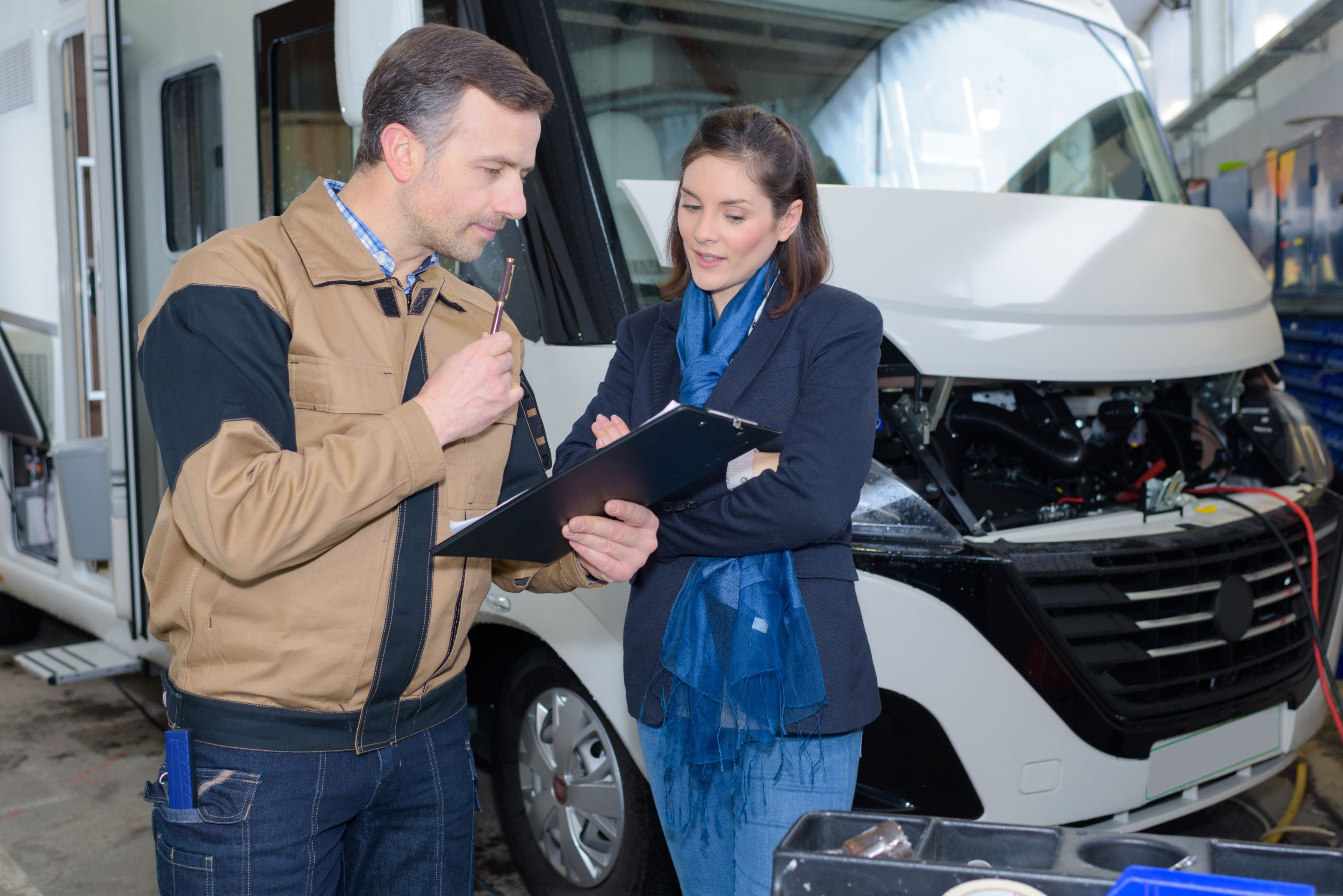 Recreational Vehicles - Repair & Service