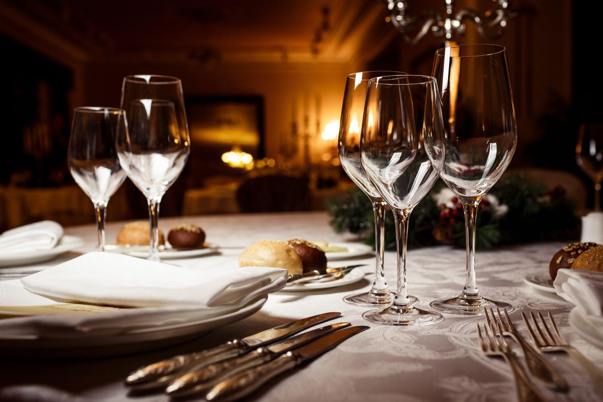 Restaurant - Fine Dine