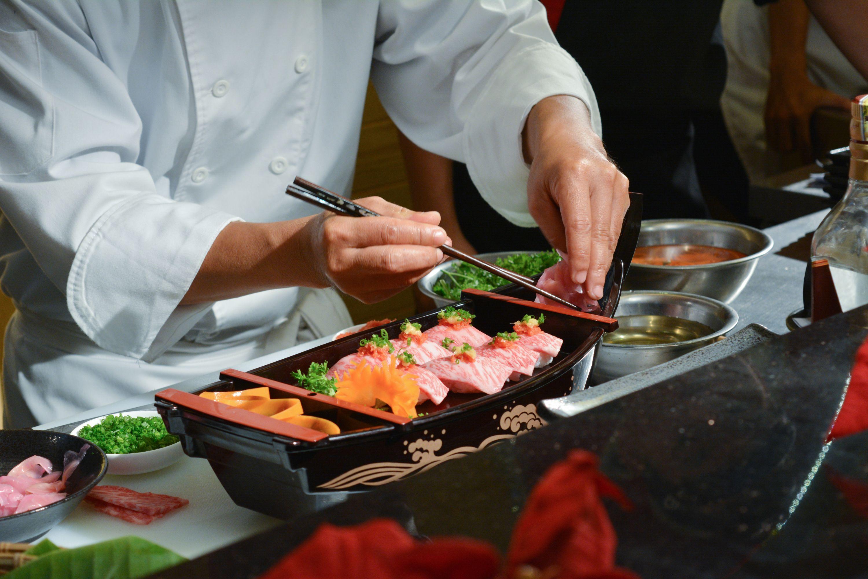 Restaurant - Japanese