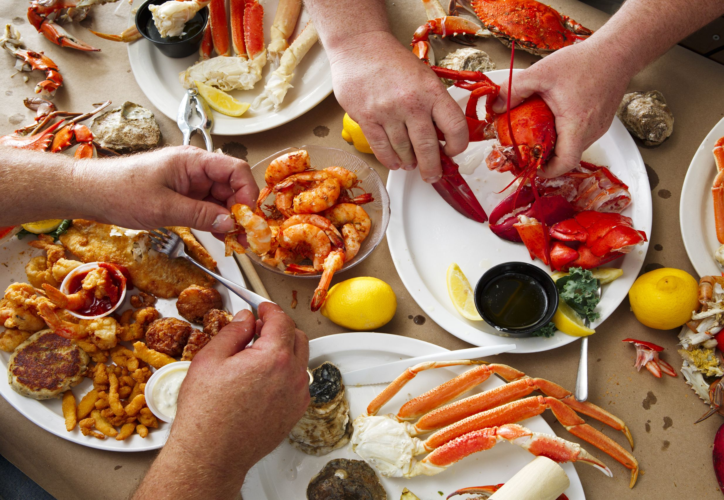 Finding The Best Seafood Restaurants Menu And Delivery