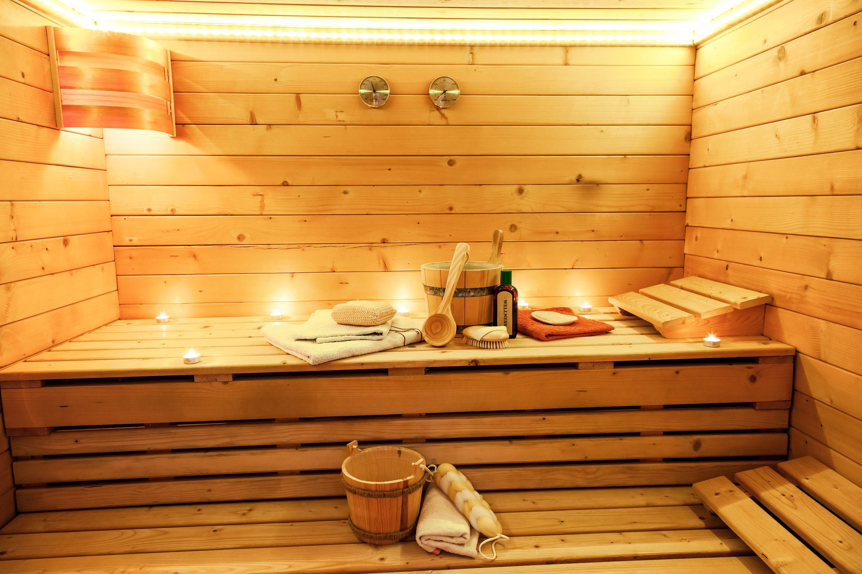 Sauna Equipment & Supplies