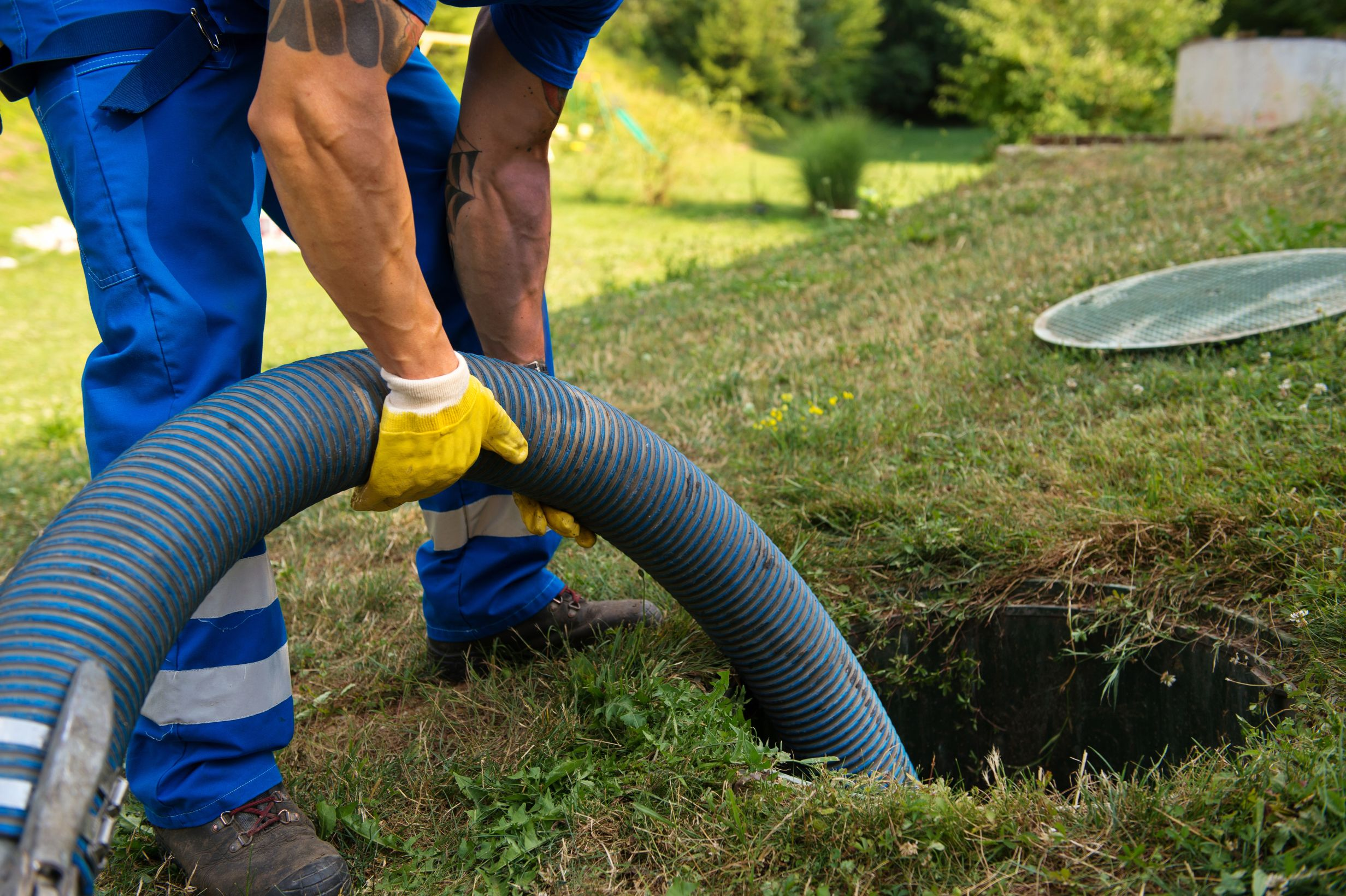 Septic Tanks & Systems Cleaning