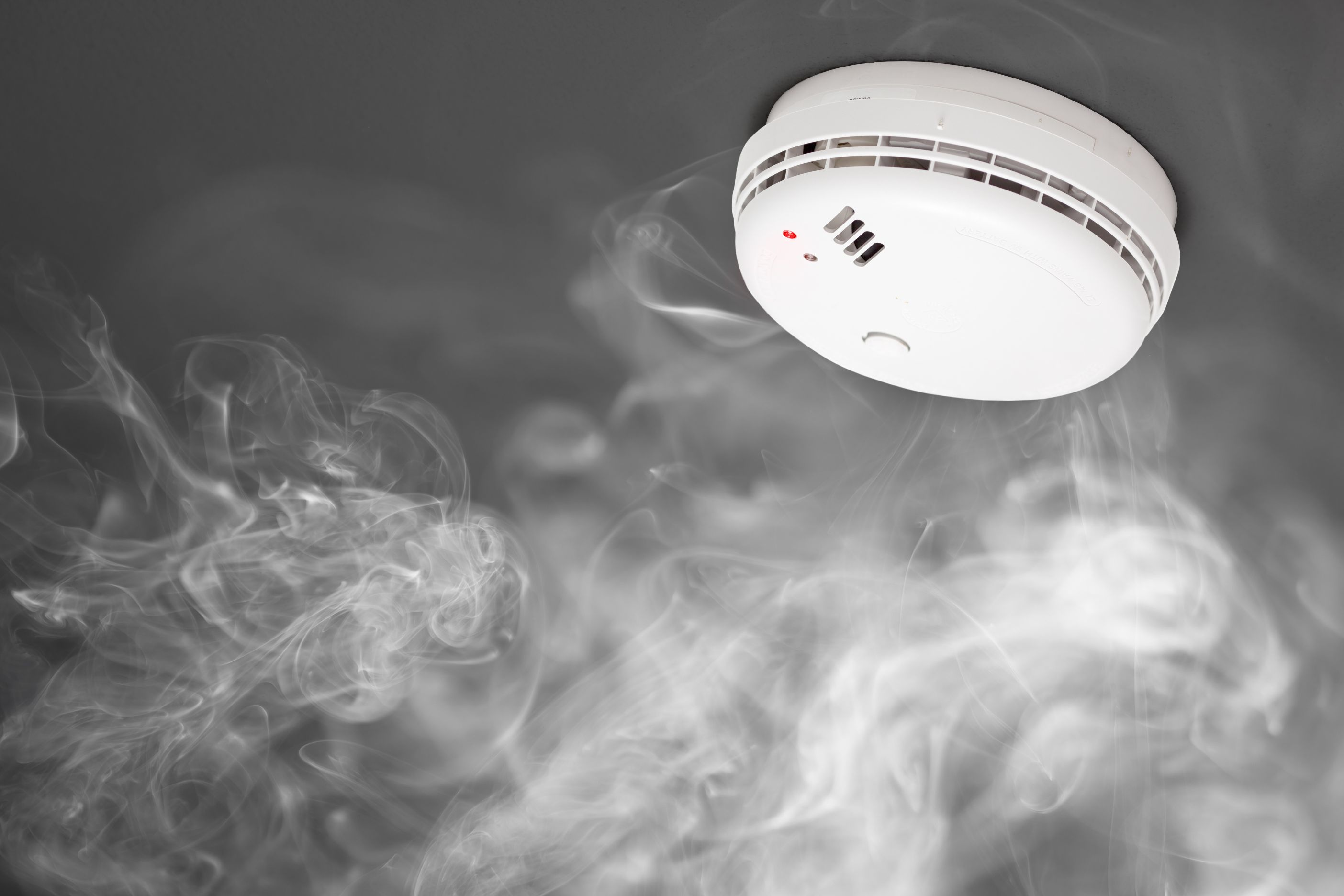 Smoke Detectors & Alarms
