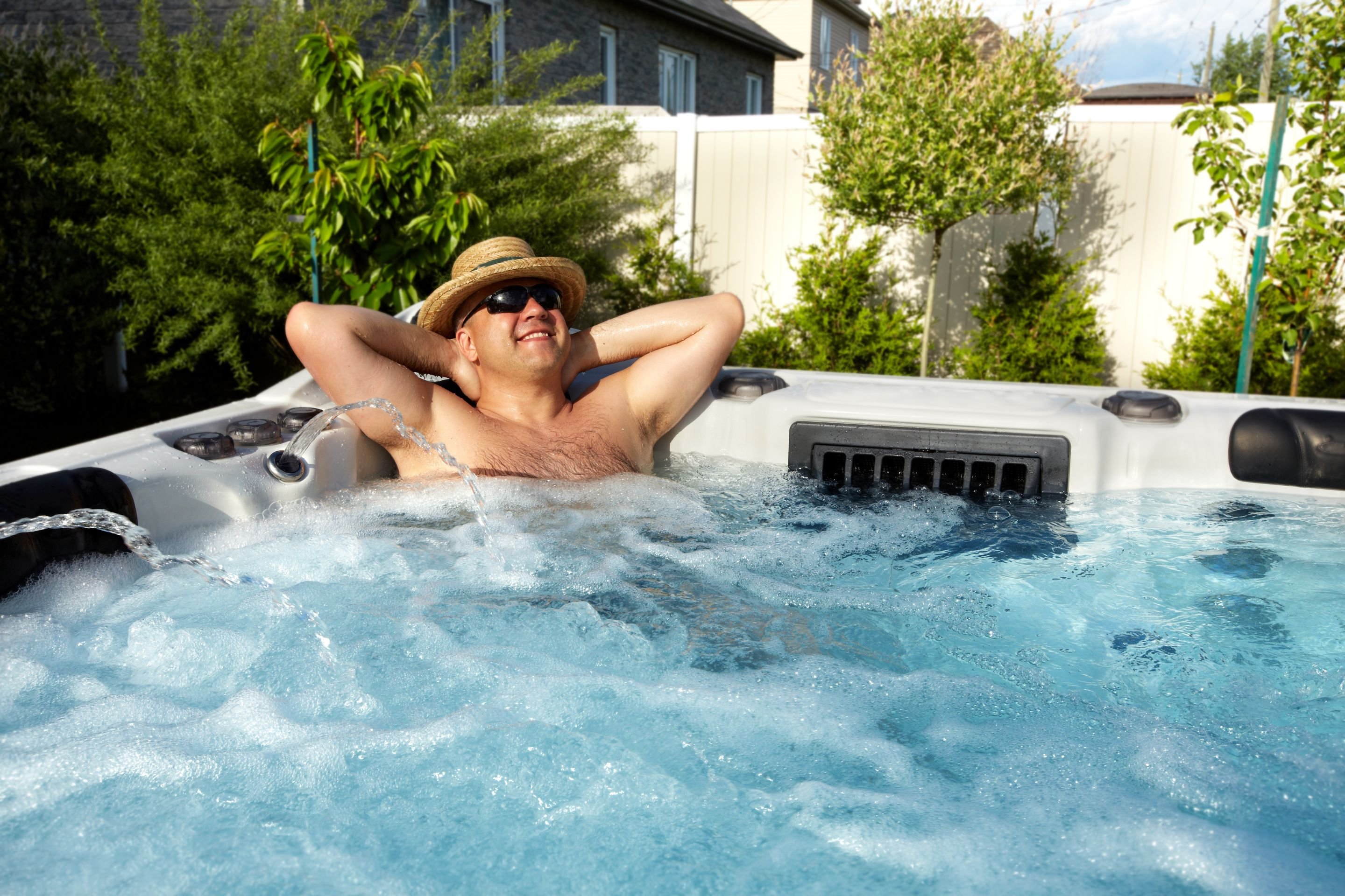 Spas & Hot Tubs - Service & Repair