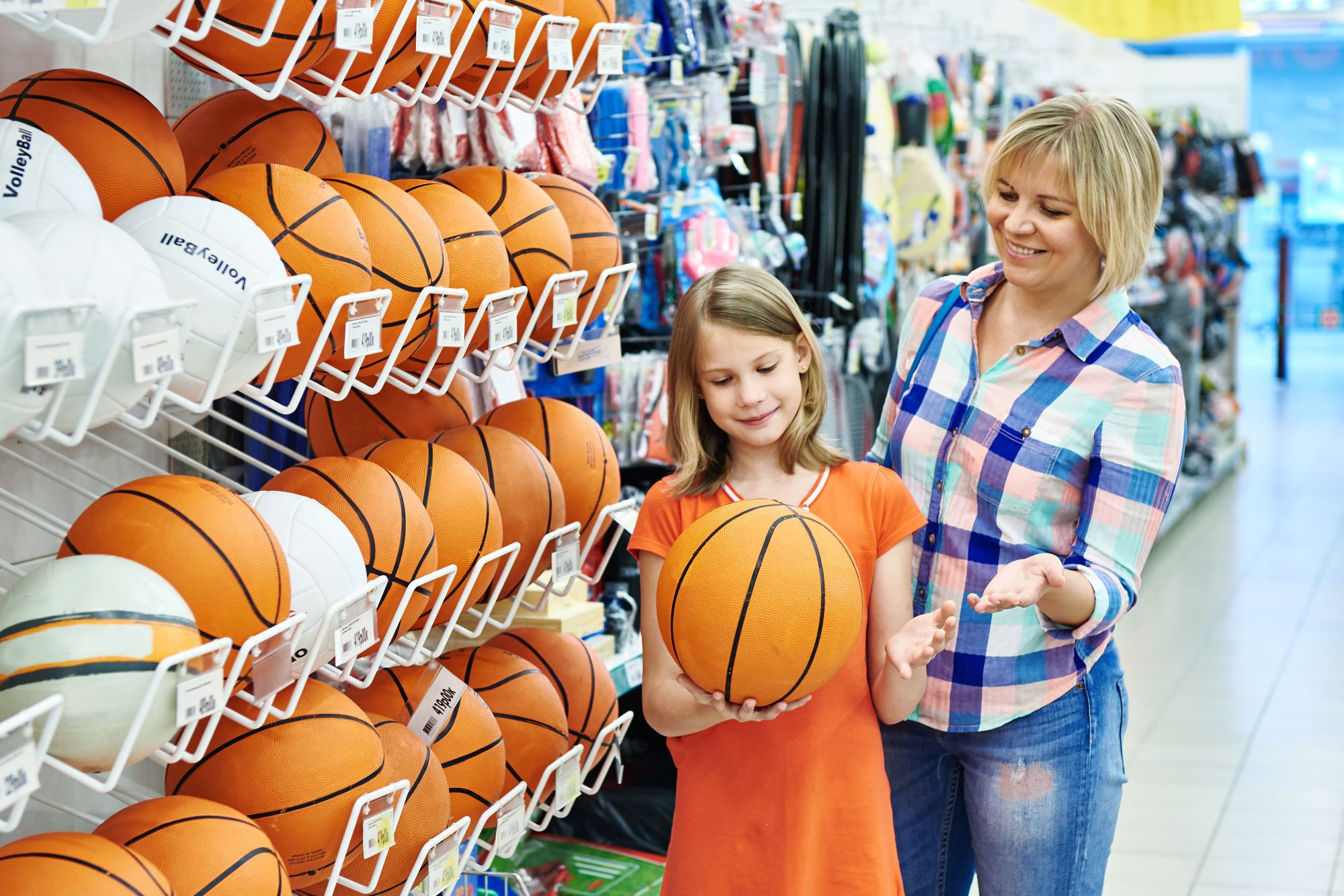 Sporting Goods - Retail