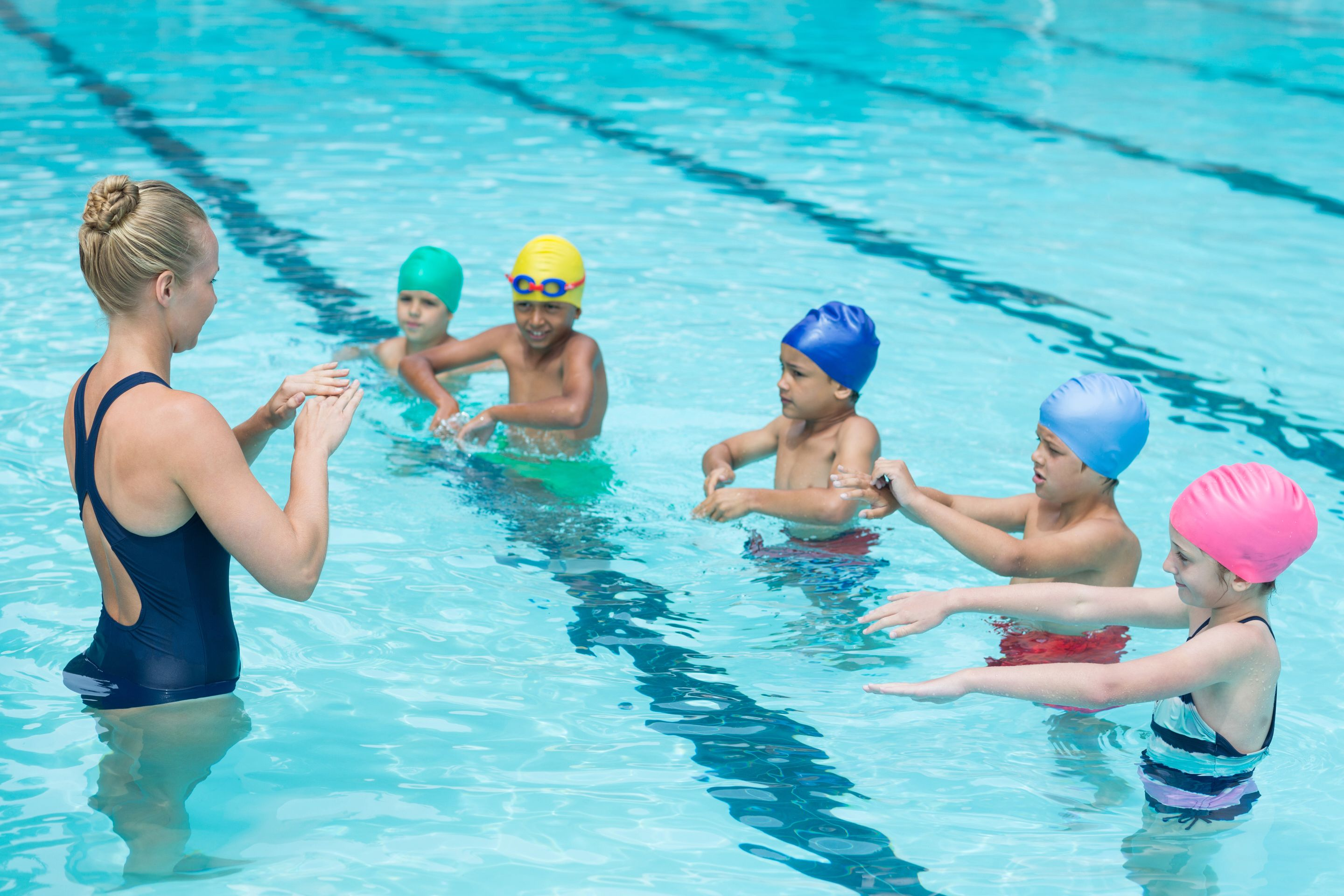 Swimming Instruction