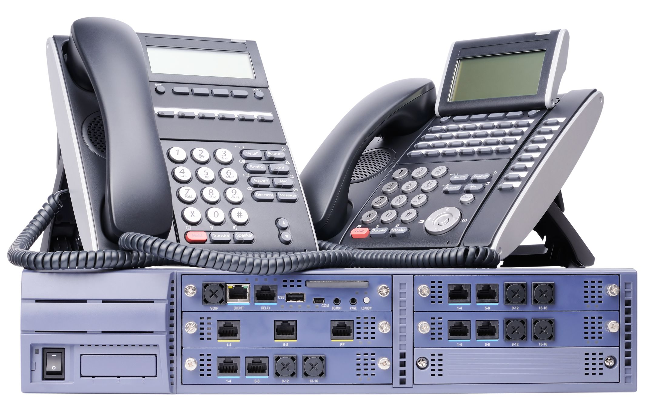 Telephone Equipment & Systems Dealers