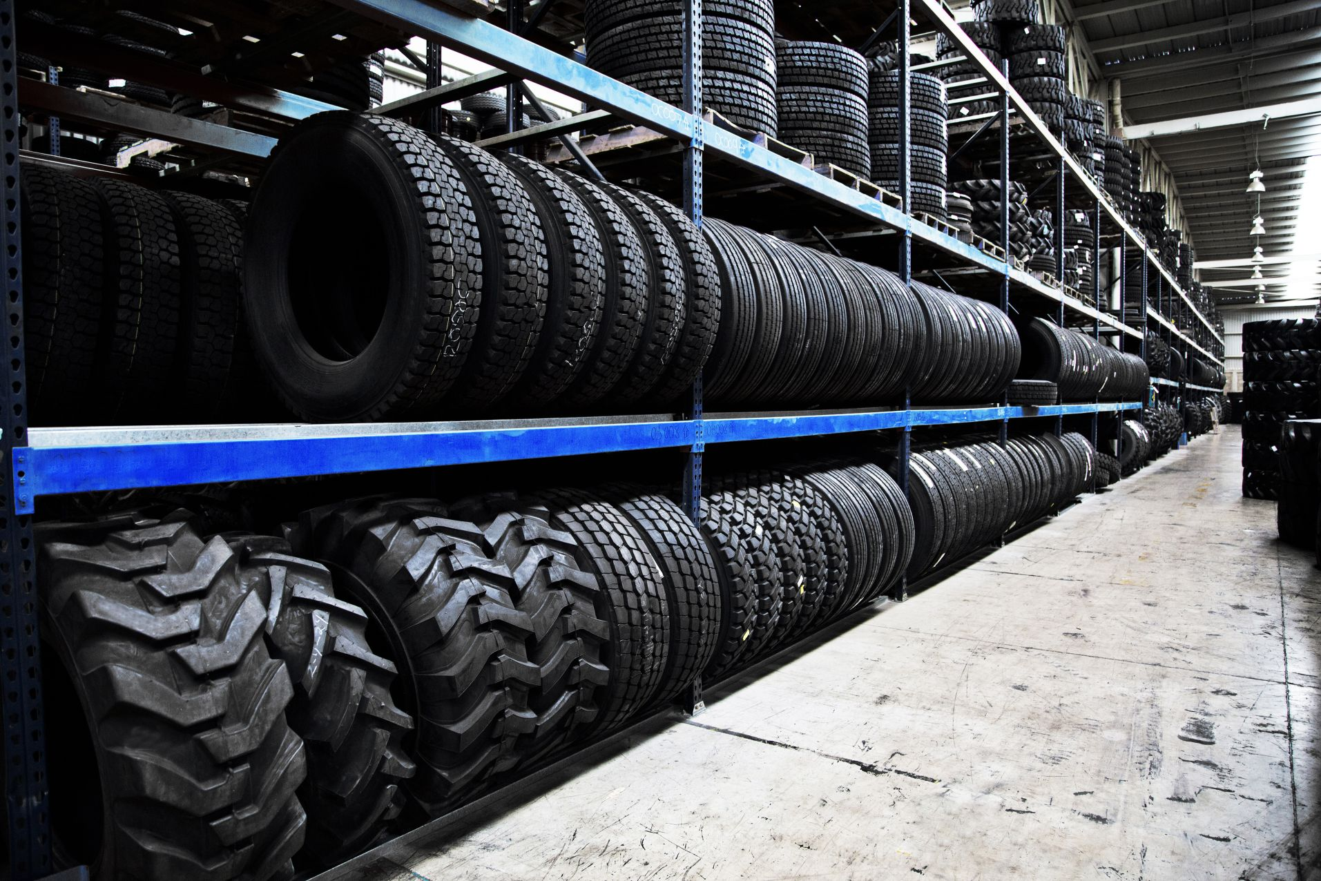 Tire Distributors & Manufacturers