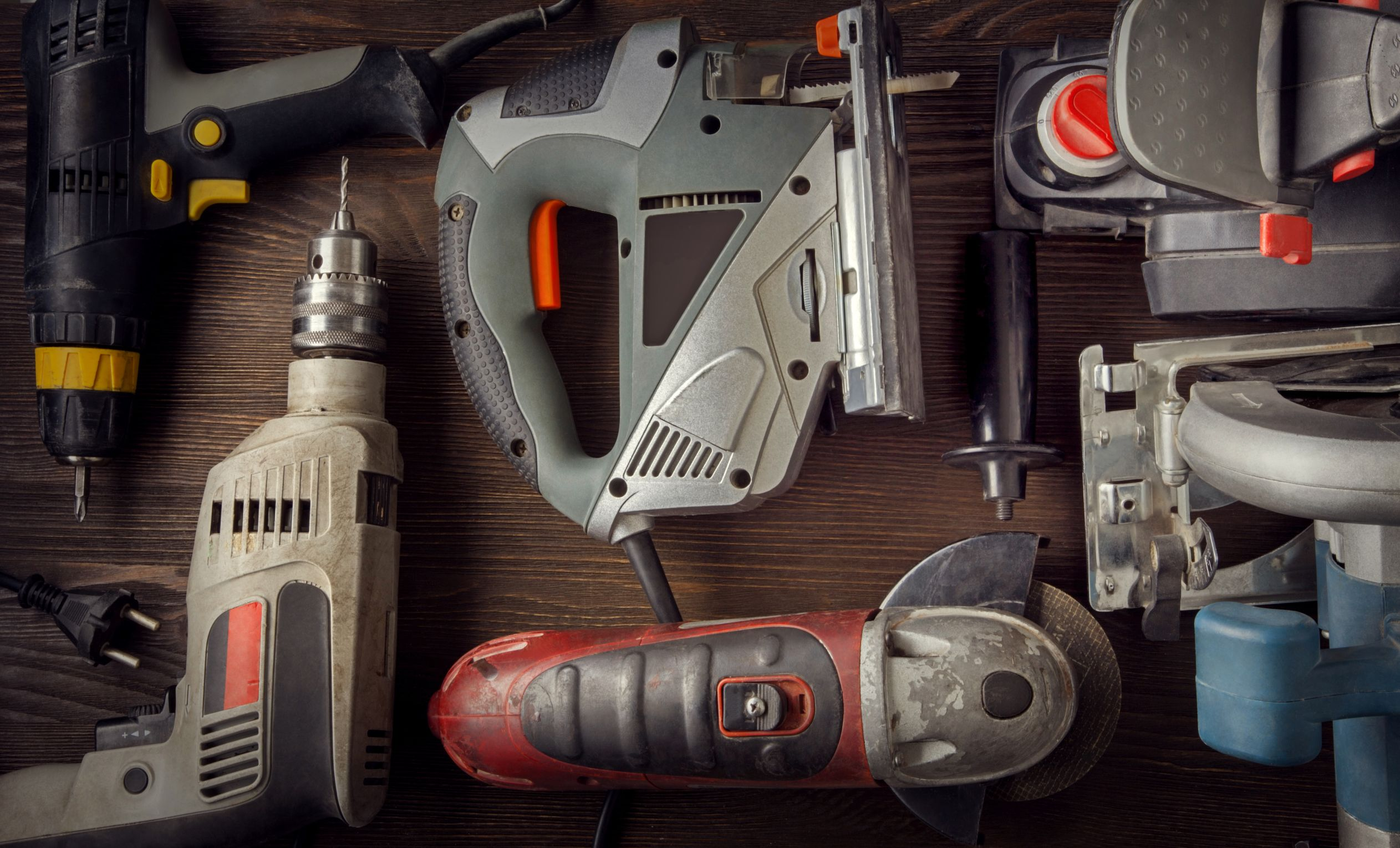 Tools - Rent