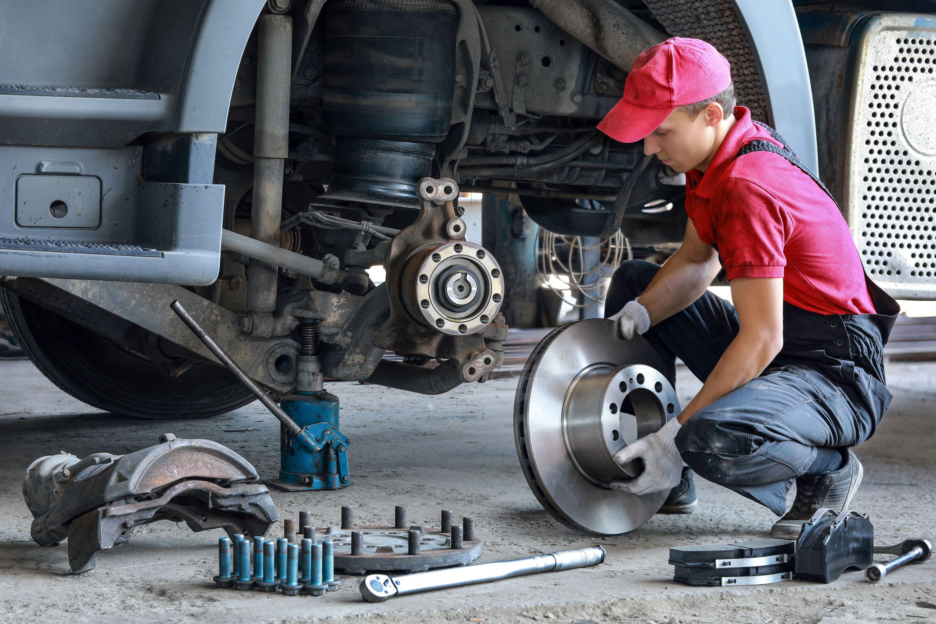 Truck - Parts