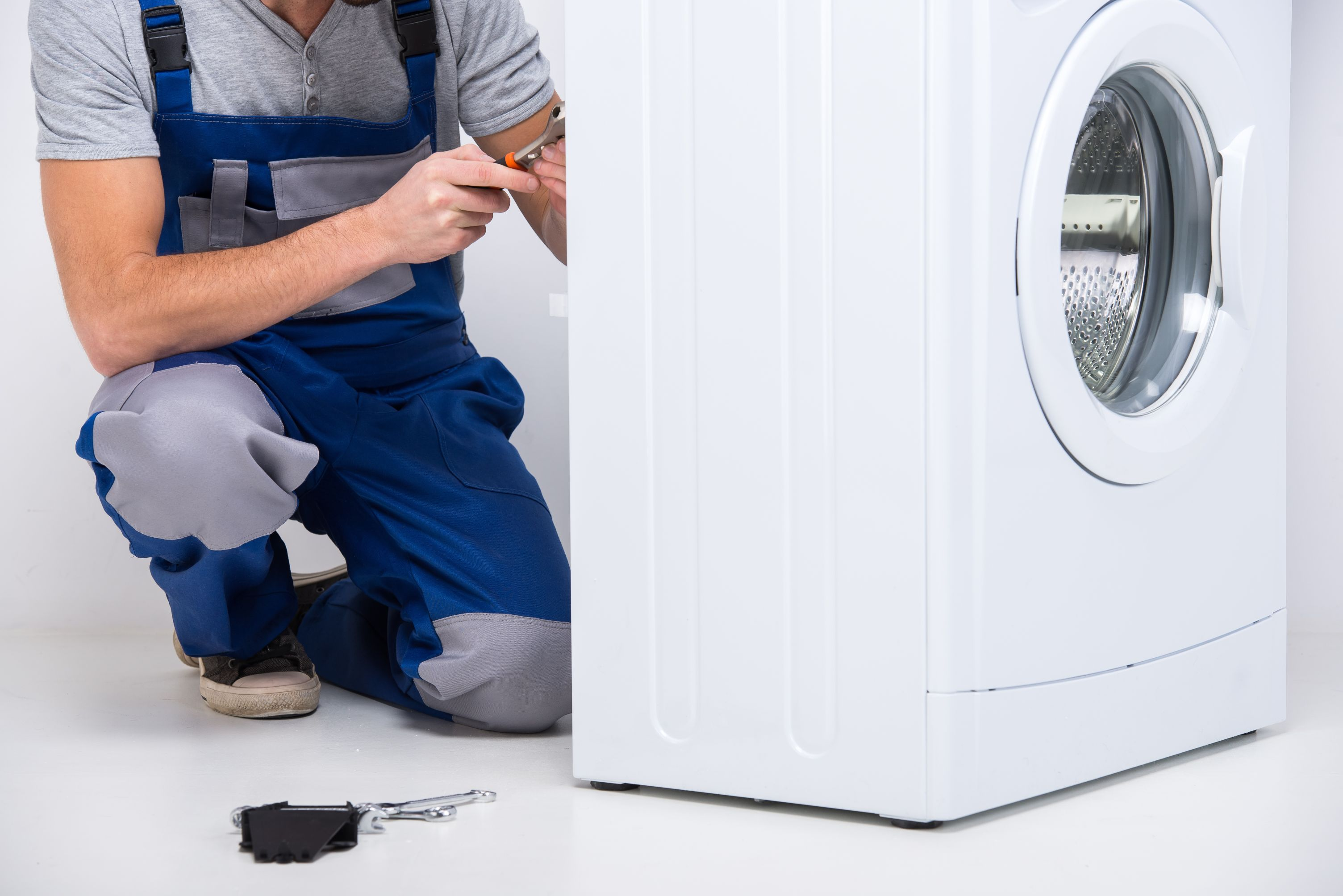 Washing Machines & Dryers - Service & Repair
