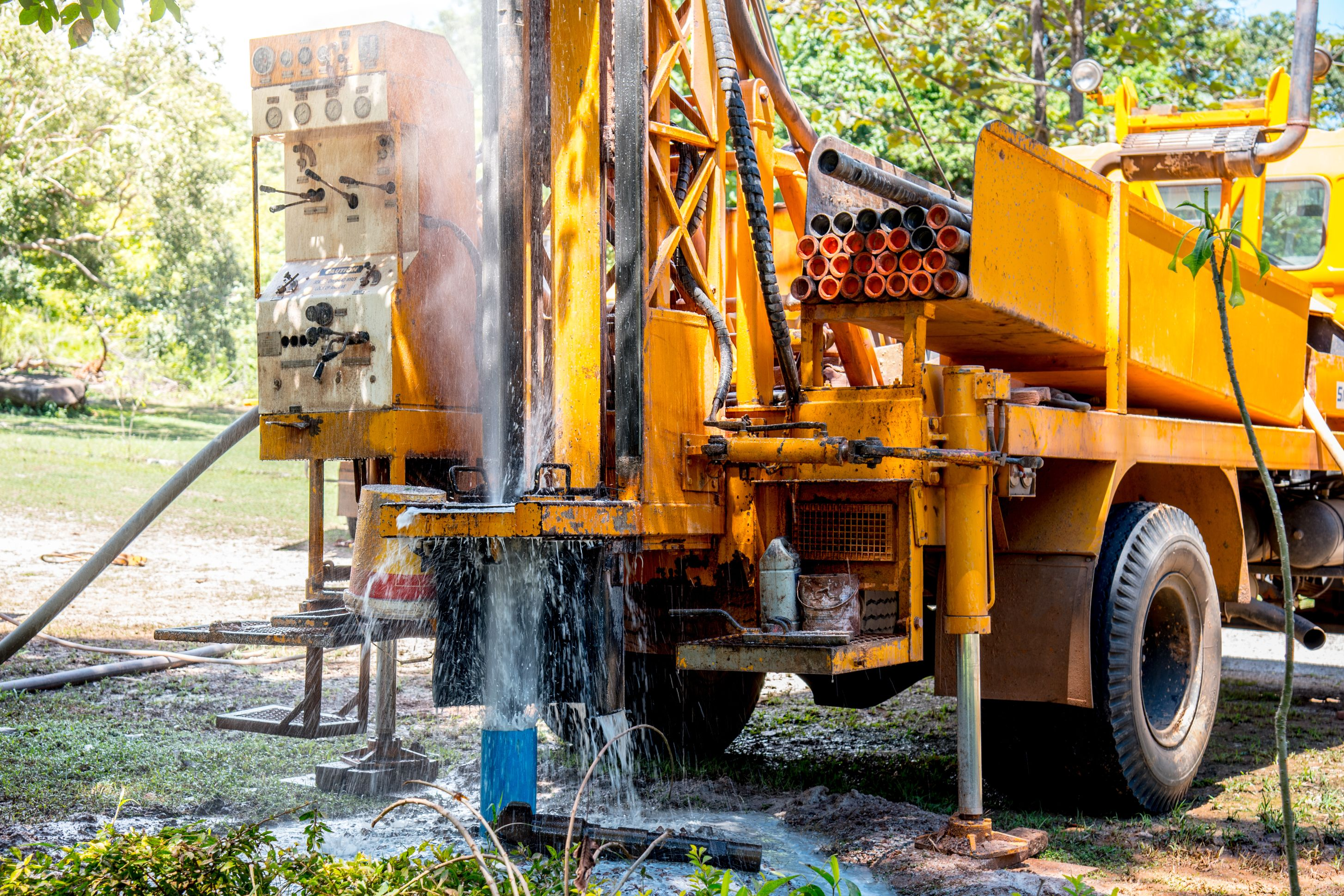 Water Well Drilling & Service