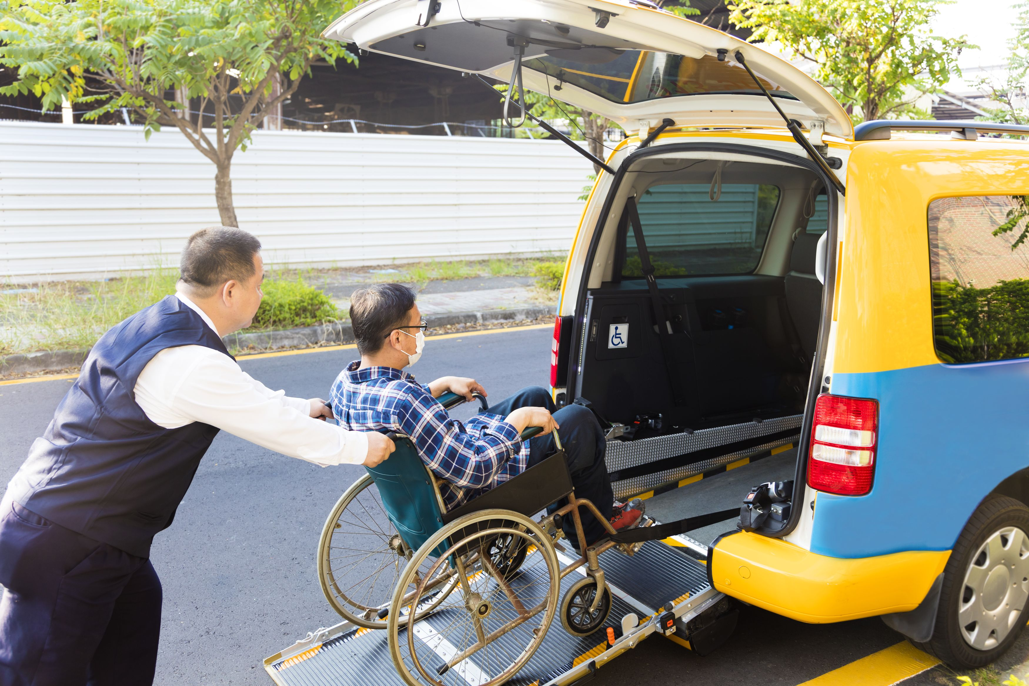 Wheelchair & Disability Transportation