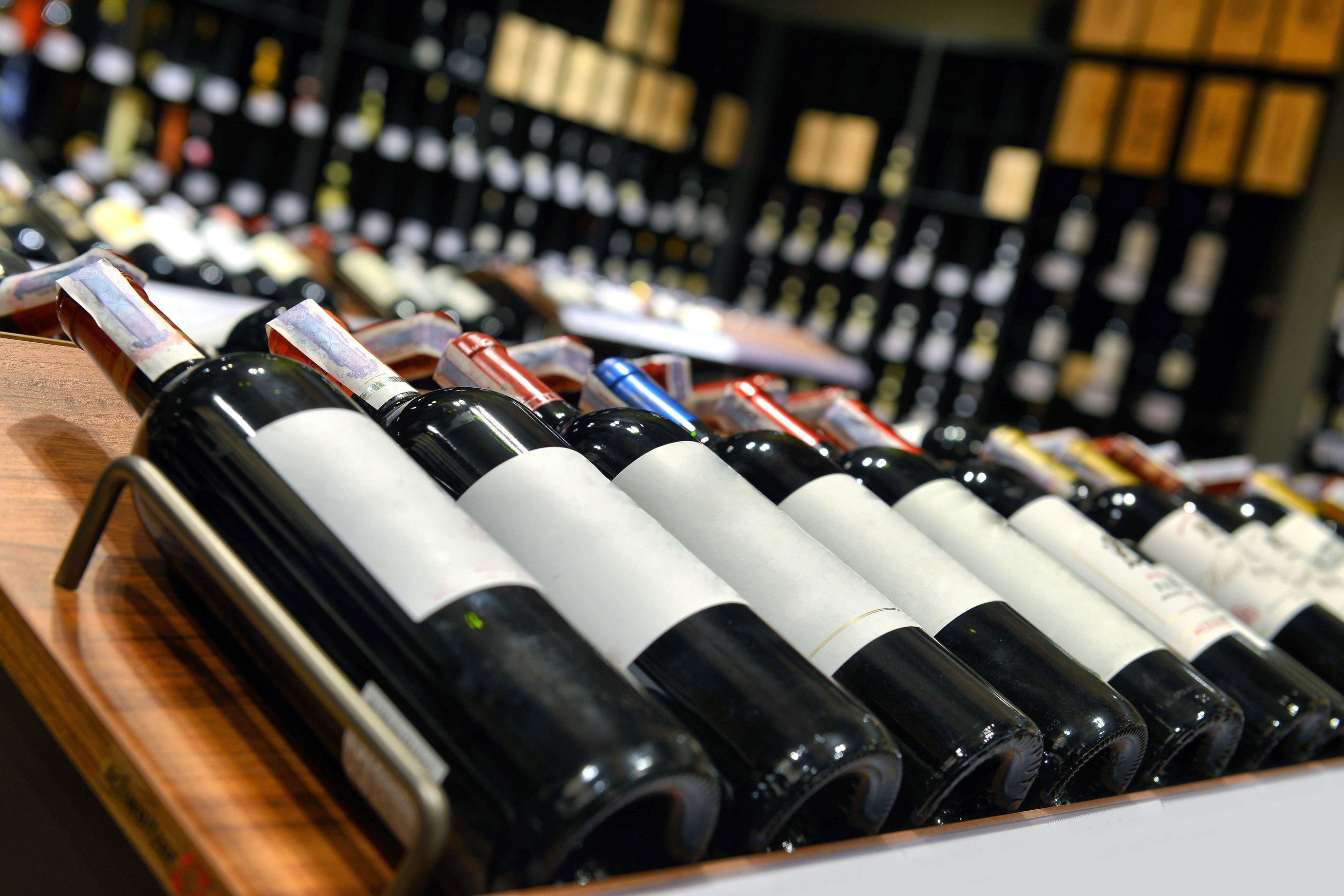 Wines - Retail