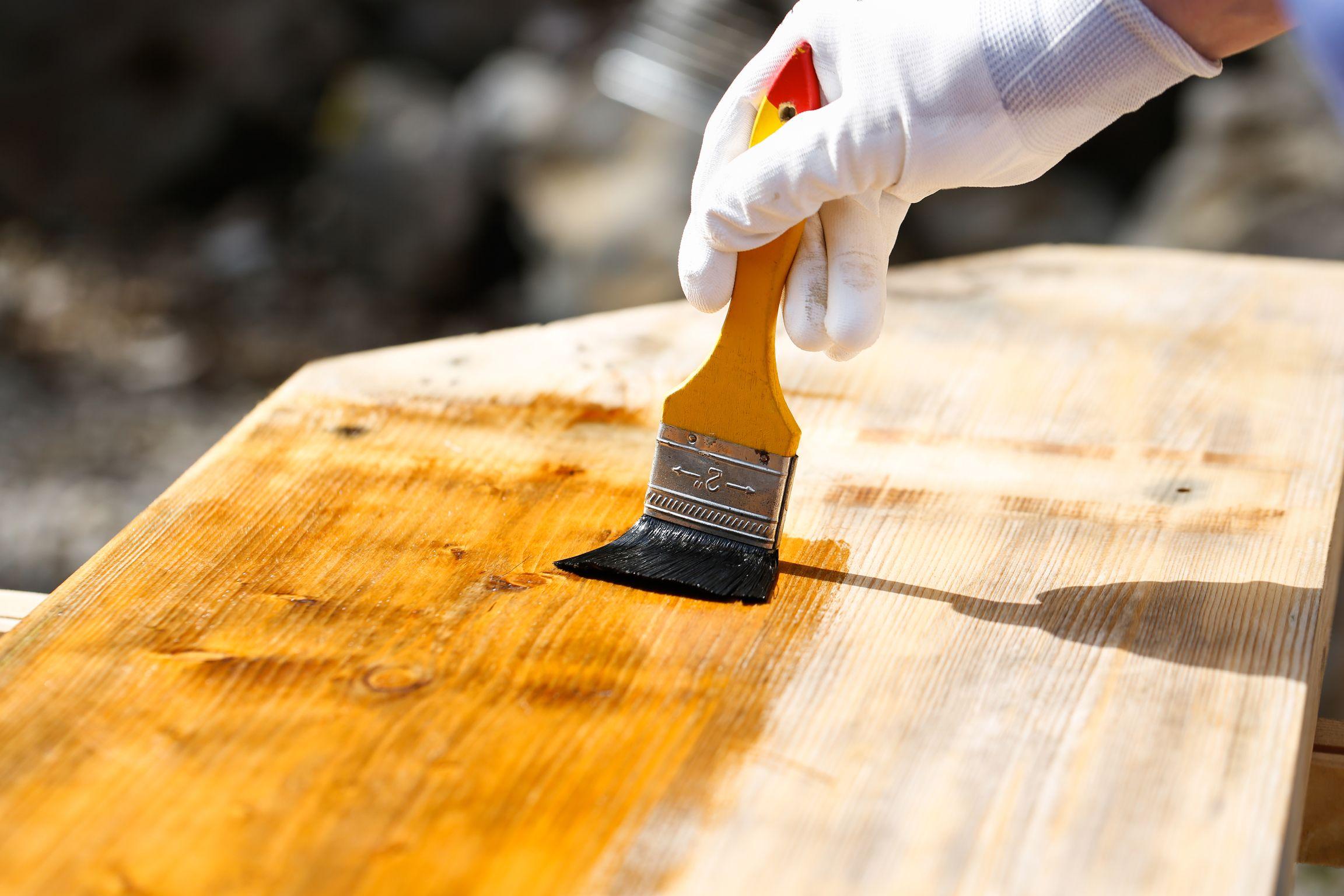 Wood Preserving