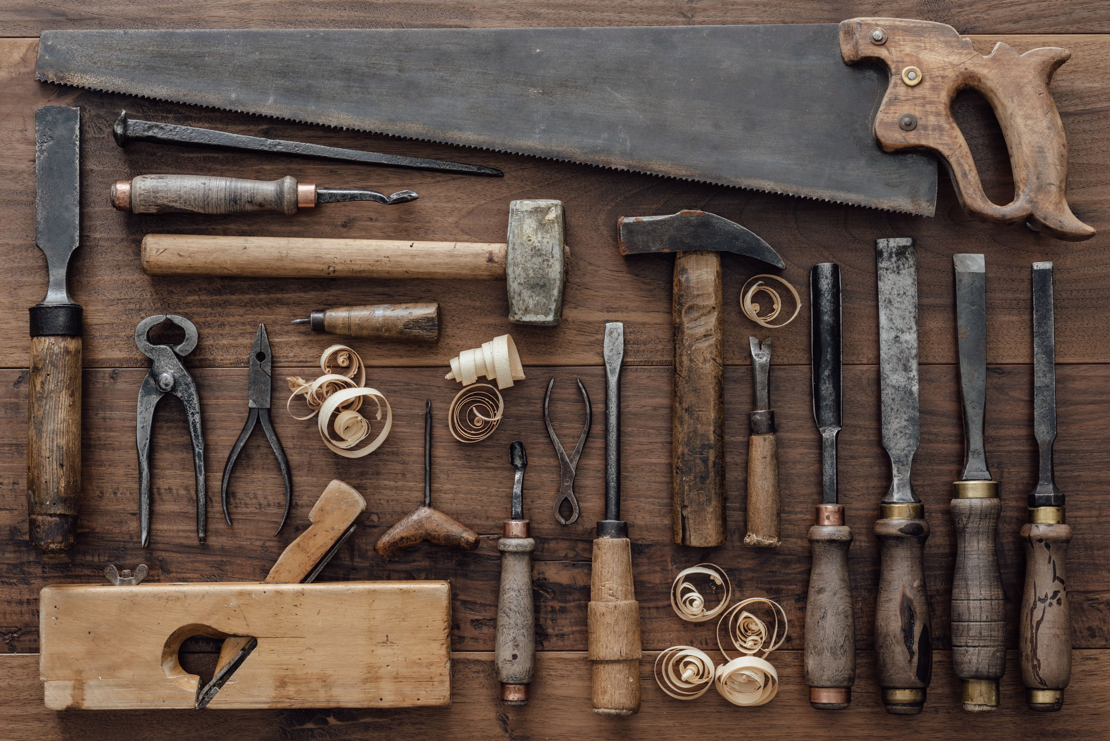 Woodworking Equipment & Supplies