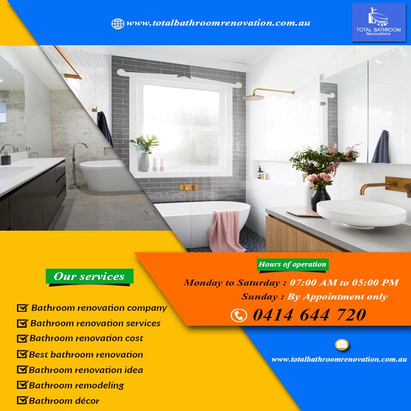 Total Bathroom Renovations Baulkham Hills SmartGuy - Total bathroom renovations