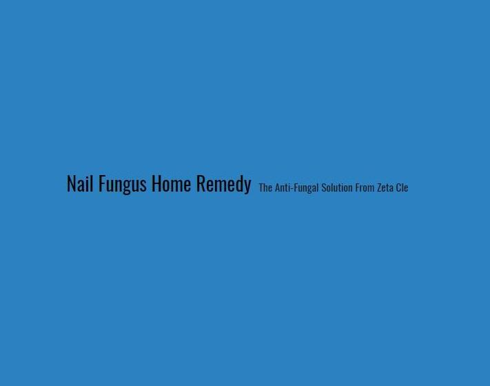 nail-fungus-home-remedy