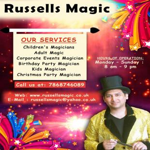 russells-magic