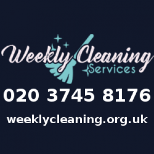 weekly-cleaning-london