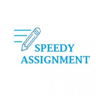 speedy-assignment