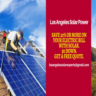 los-angeles-solar-power