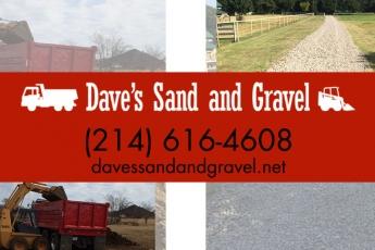 best-sand-gravel-lewisville-tx-usa