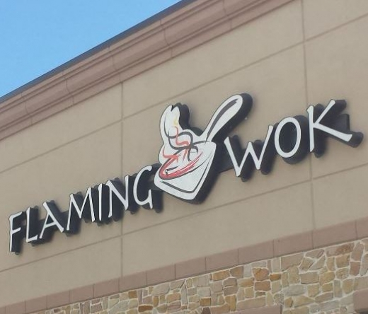 flamingwok