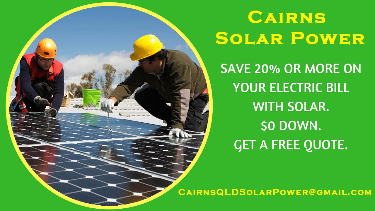 cairns-solar-energy