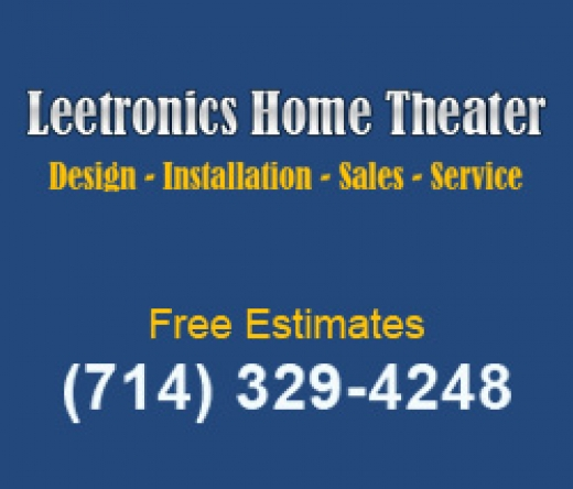 leetronicshometheater