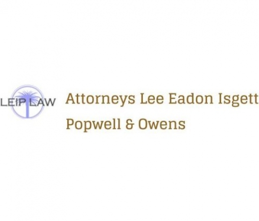 Attorneys-Lee-Eadon-Isgett-Popwell-Owens