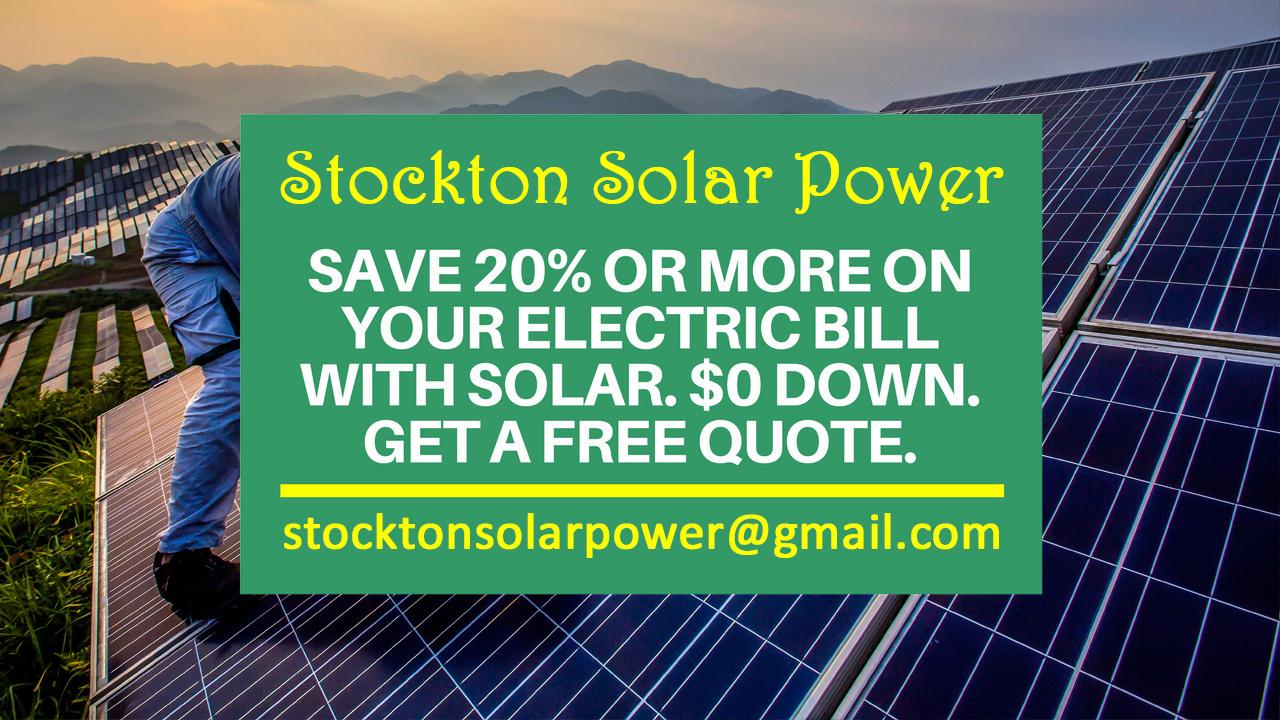 best-solar-energy-system-design-installation-stockton-ca-usa
